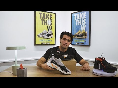 How To Do a Sneaker Review